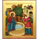 le Christ et la Samaritaine 1