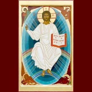 Christ en Gloire 3